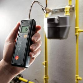 Sprawdzanie szczelności instalacji gazowej
