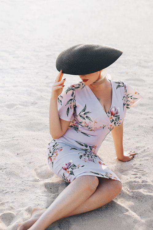 """POSTCARD """"At the Beach"""""""