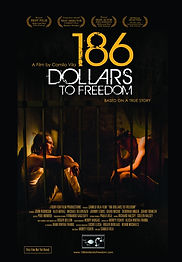 186 Dollars To Freedom. Afiche. The City