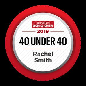 Rachel Smith, 40 Under 40