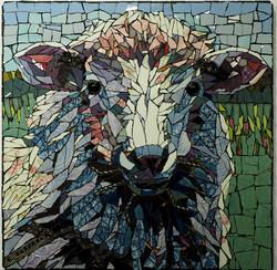 Ewe With the Earrings