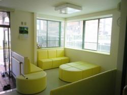 内装工事 医院待合室