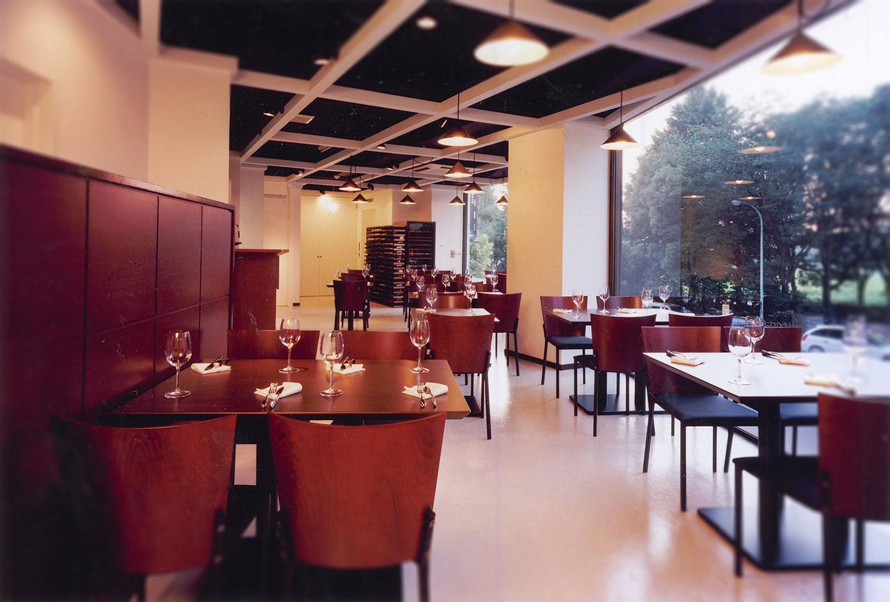 内装工事 飲食店舗