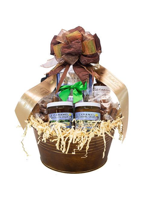 Le Caramel Lover's Gift Basket