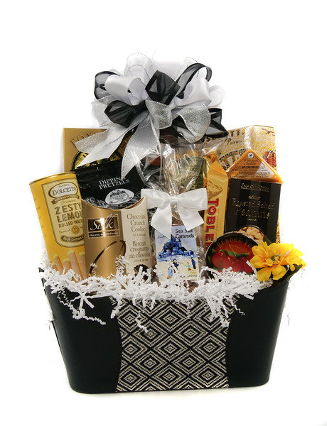 Diamond Executive Gift Basket