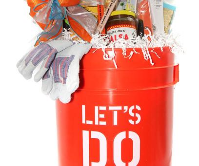 The Best Gift Bucket Around!