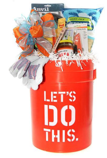 Let's Do This Gift Bucket