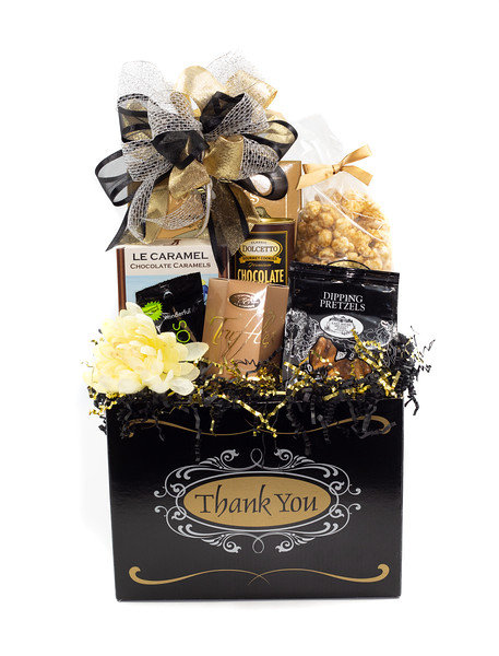 Top of the Line Thanks (Large) Gift Basket