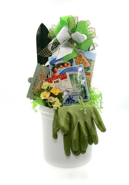 Garden Gift Bucket
