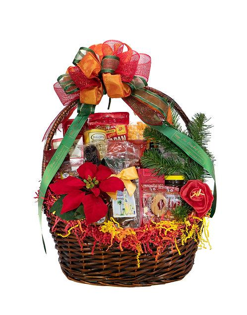 Feliz Navidad! Gift Basket