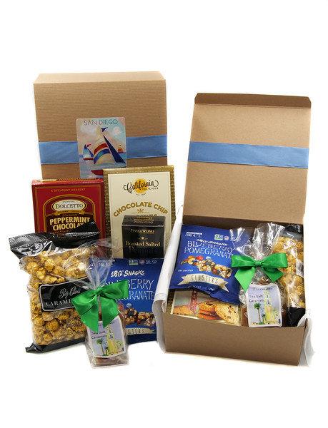 San Diego Grab 'n Go Gift Box