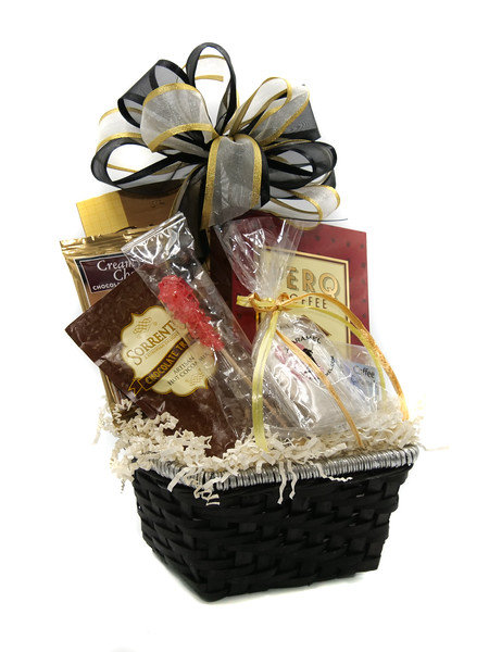 Morning Perk Gift Basket