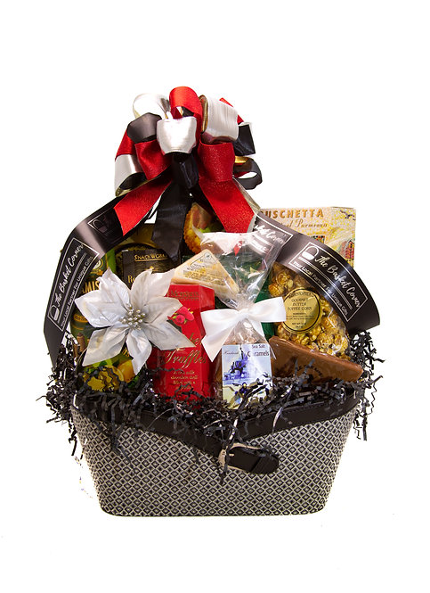 Elegant Tote Gift Basket