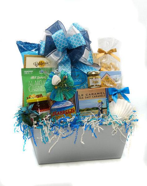 Gourmet Executive Gift Basket