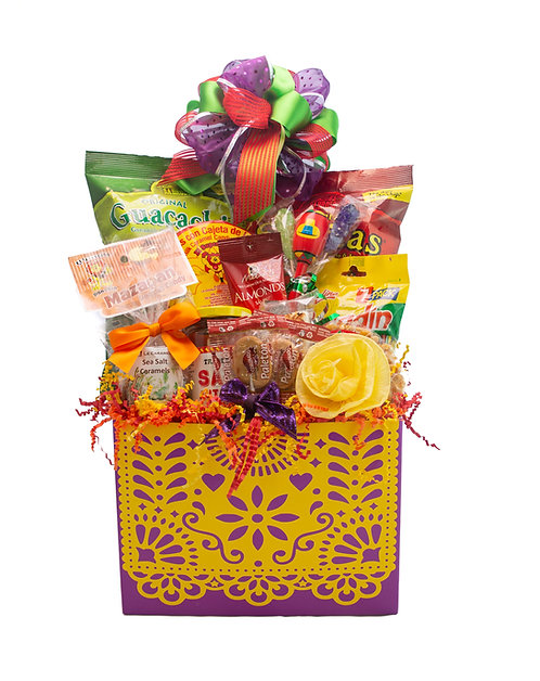 Mexican Fiesta Gift Basket