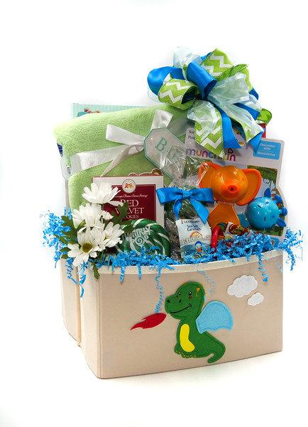 It's A Boy Gift Basket