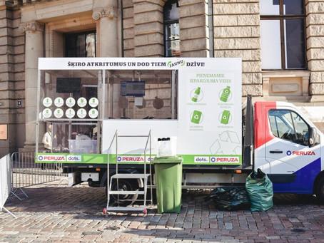 Letônia usa Inteligência Artificial para reciclar plástico