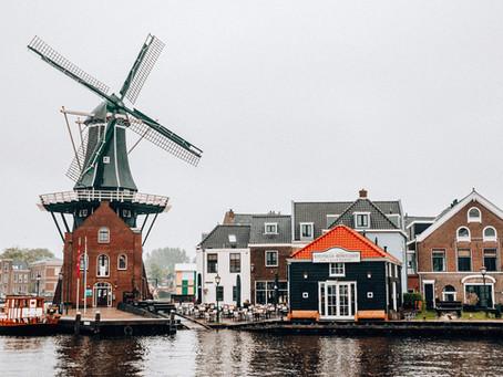 Holanda, onde tecidos circulam e duram mais