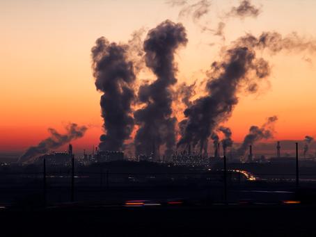 A maior poluição em 4 milhões de anos