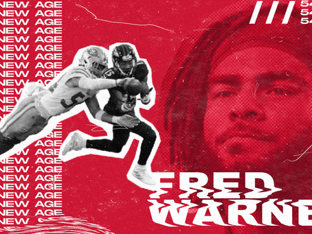 Film Room: 49ers' Fred Warner is at the forefront of a new breed of linebackers