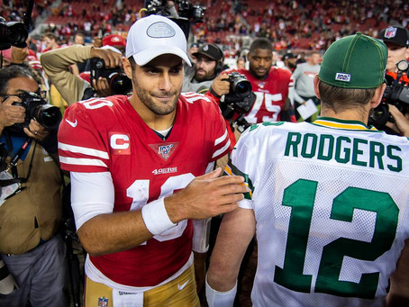 Why Aaron Rodgers is not worth the risk of 49ers uprooting Garoppolo