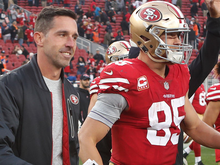 George Kittle & Kyle Shanahan, a perfect partnership that can be even more devastating in 2020