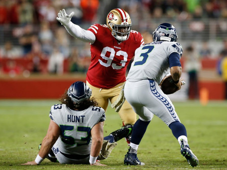 """D.J. Jones is next emerging player on 49ers: """"I know I have it in me"""""""
