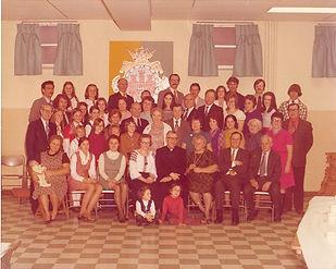 15 - Father Nayhewsky & Parishoners - 19
