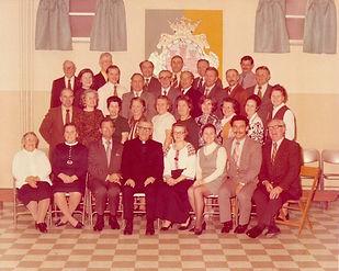 14 - Father Nayhewsky & More Parishoners
