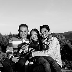 Notre famille - Haut du Tôt