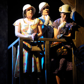 Marela, Ofelia and Conchita