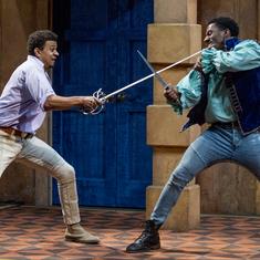 Tybalt and Romeo