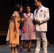Marela, Conchita and Juan Julian