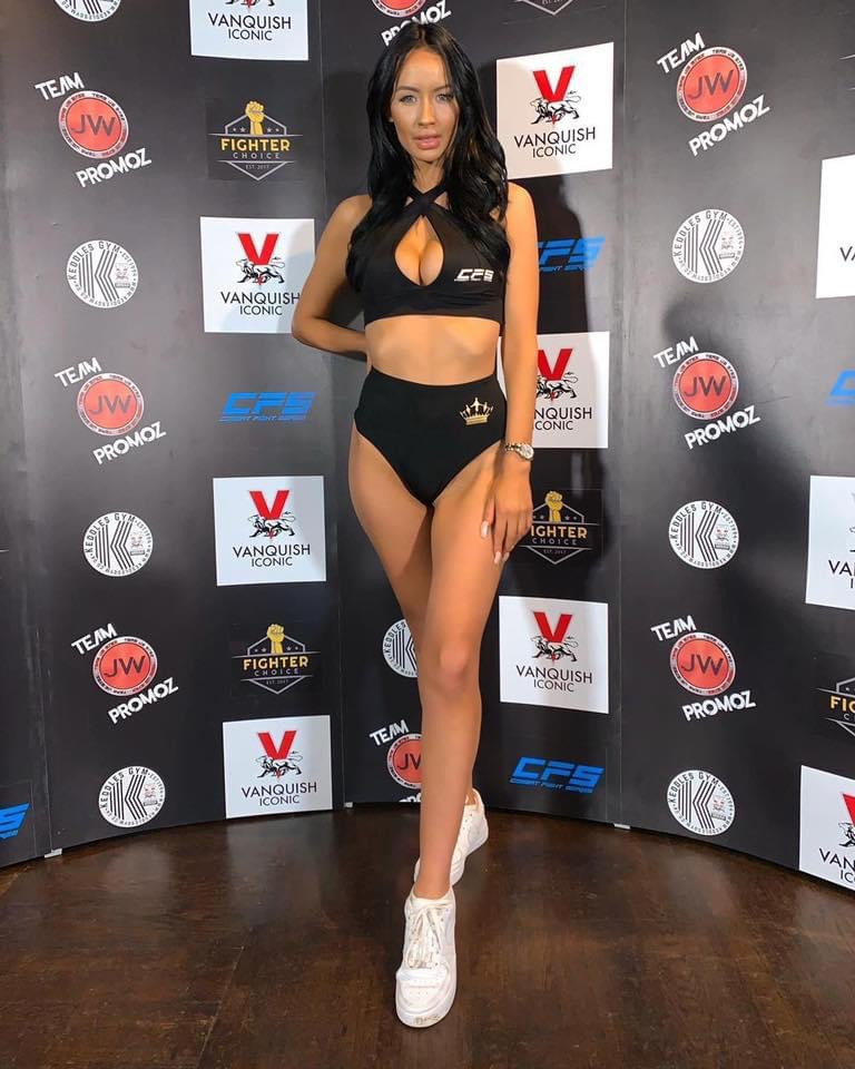 top ten hottest boxing ring girls
