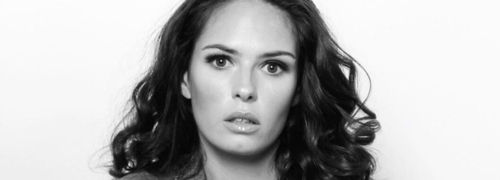Rebecca Modelling Agency London