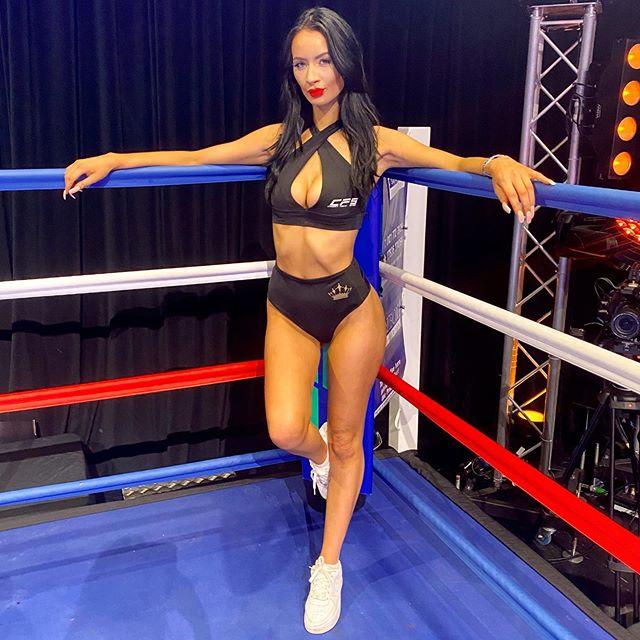 Boxing Ring Girls