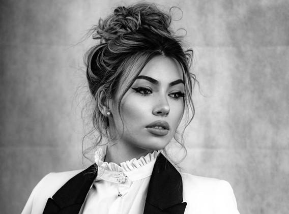 Model Maria Ioana