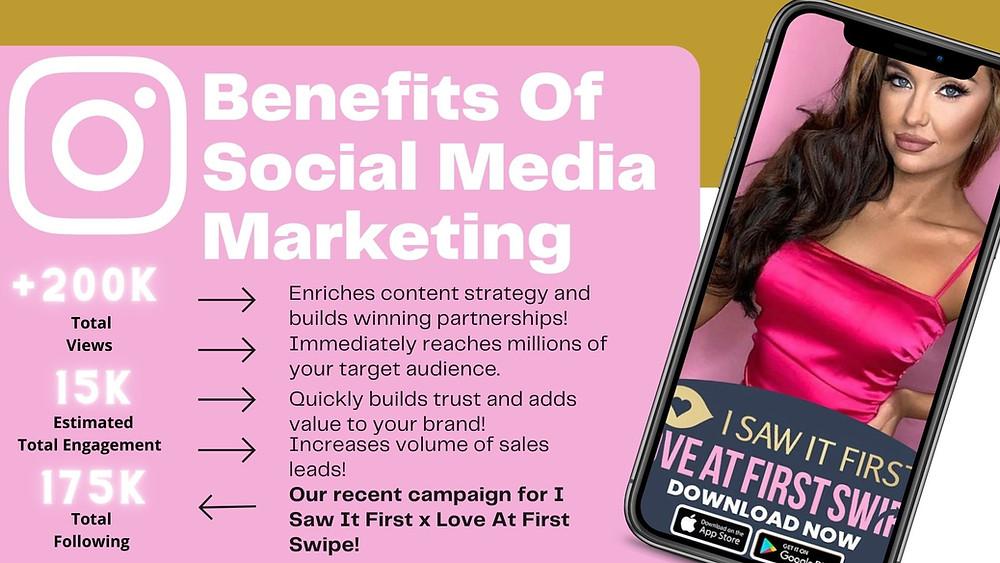 social media influencer marketing agency