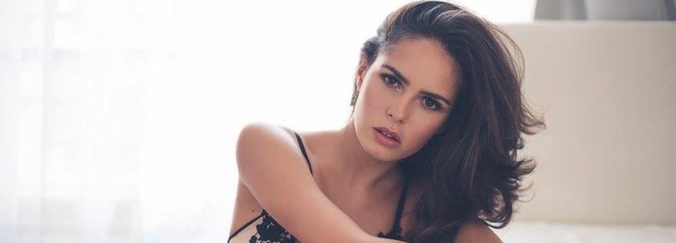 Rebecca Lingerie Model