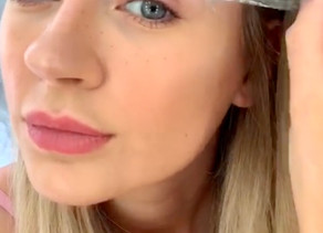 How to get to fluffiest brows, with our Queen Hazel! (Brow tutorial with @bbare.co)