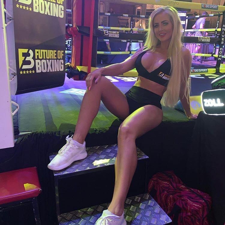 top ten hottest ring girls