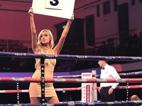 What is a Boxing Ring Girl? 🤔