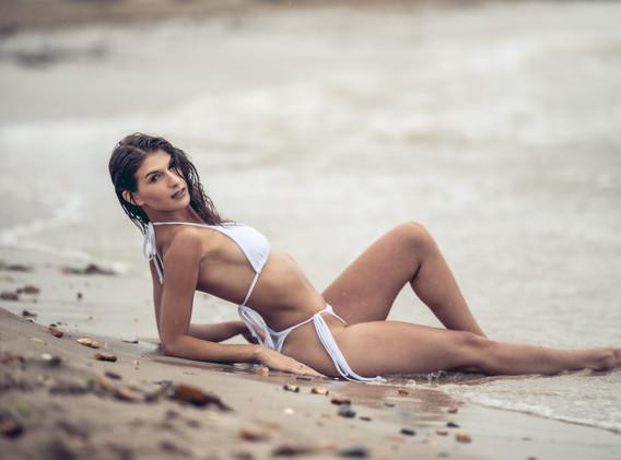 Alexia in Ocean