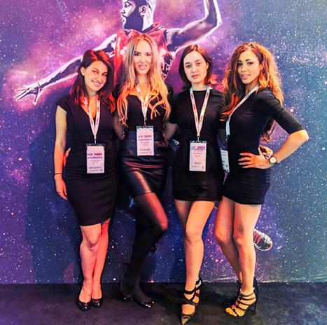 promotional staff