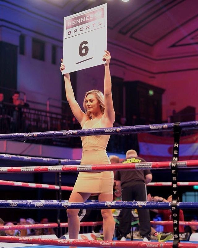 york hall ring girls london