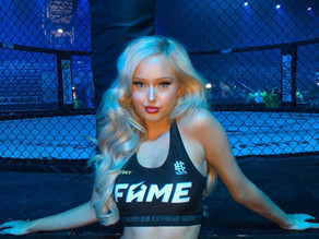 Do ring girls still have a place in modern day combat sports?