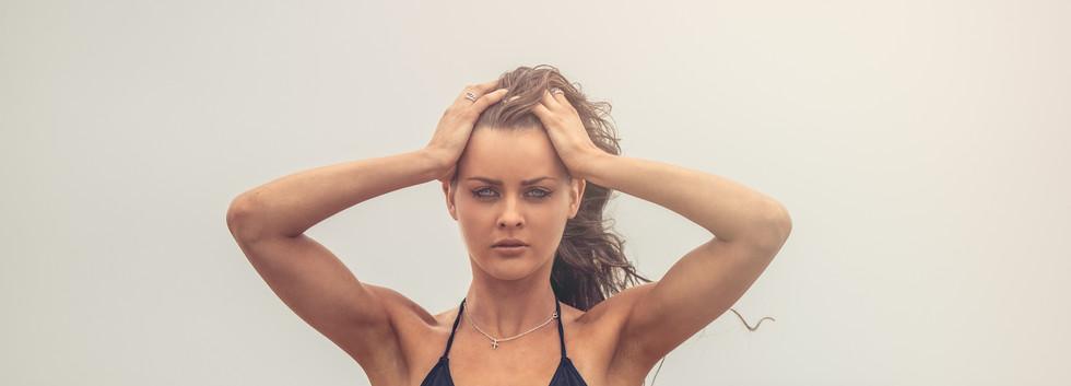 Kyra Black Bikini