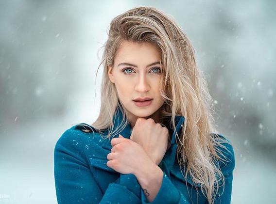 Hazel Blonde Event Models