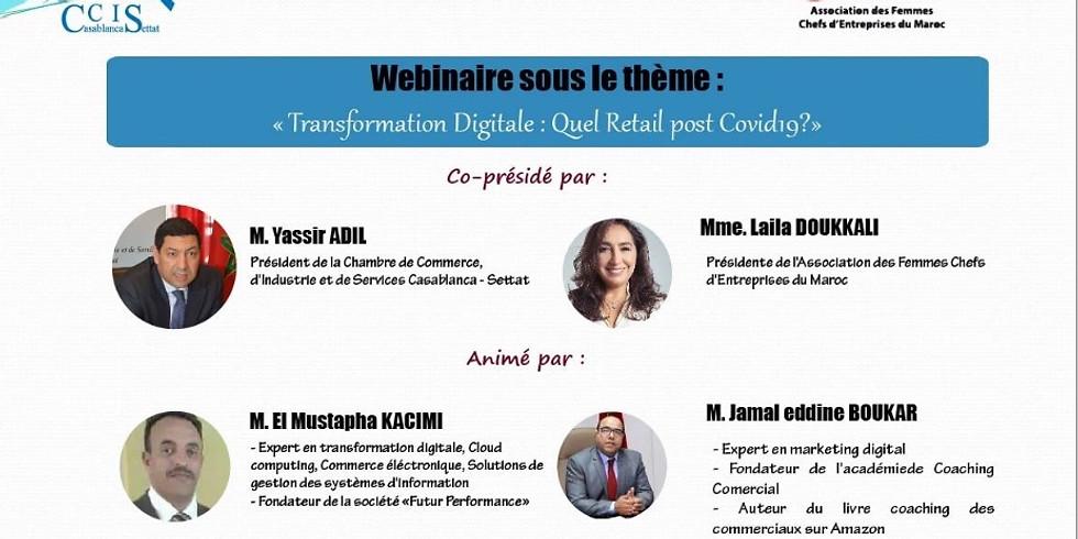 Transformation digitale: Quel Retail post COVID-19?