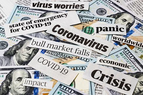 Coronavirus, Covid-19 news headlines on